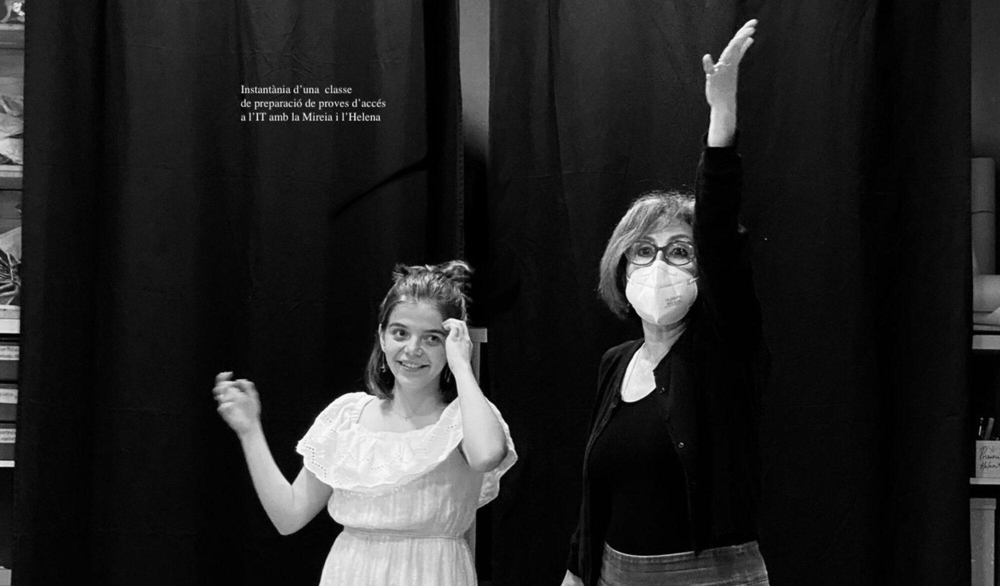 Helena Munné - Estudi de Teatre